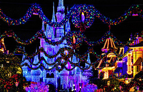 disney world christmas decorations christmas_collection_ _disney_world 8300021429_1177470a55_b